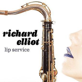 Richard Elliot - Lip Service [CD] USA import