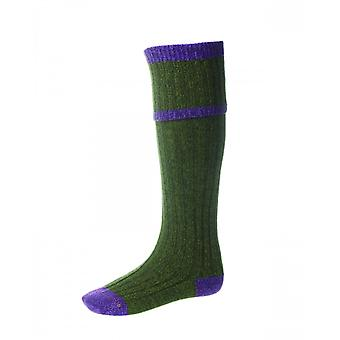 House of Cheviot Country Socks Kyle ~ Scotspine
