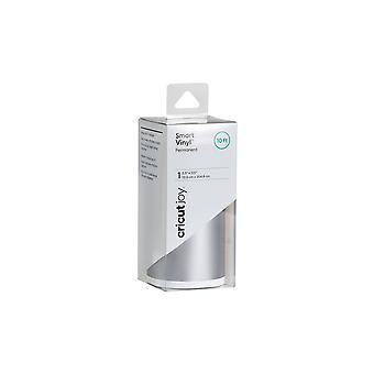 Cricut Smart Vinyl Permanent Value Roll Silber
