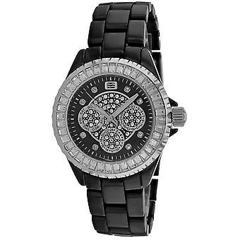 595, Oceanaut Women 's OC0214C Quartz Black Watch