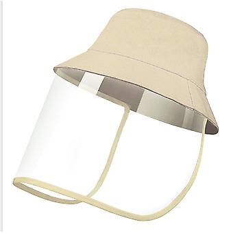 Sun Protection Transparent Cover Outdoor Sun Hat For Men And Women