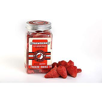 Kiwi Walker Gevriesdroogde Snack Aardbei - 25g