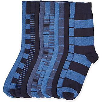 Vinden. Men's E012T, (Blue Mix), Large