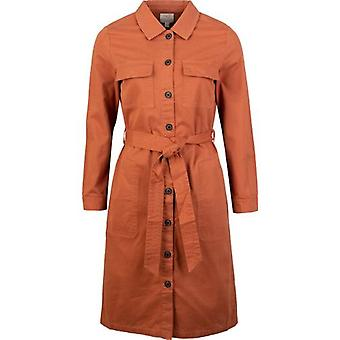 Barbour Wildsmith Cotton Twill Belted Dress