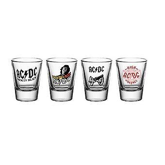Ochranné brýle AC/DC (sada 4)