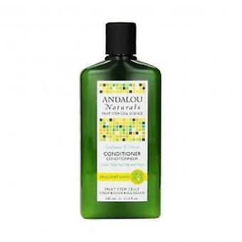 Andalou - tournesol & agrumes brillance Conditioner