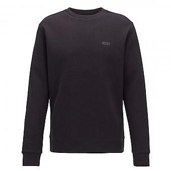 Boss Green Hugo Boss Salbo X Crew Neck Sweatshirt Black 50410319