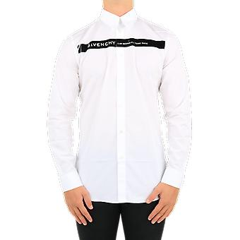 Givenchy Shirt White BM60MD109F112 Top