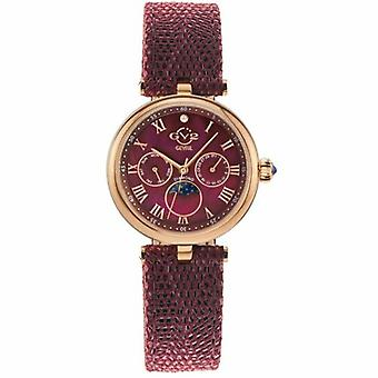 GV2-tekijä Gevril 12507 Women's Florence Diamond Swiss Quartz Limited Edition Watch