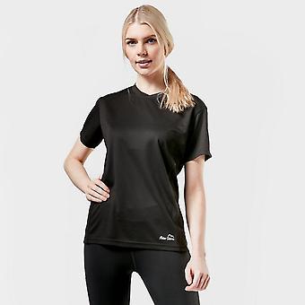 New Peter Storm Women's Balance Short Sleeve T-Shirt Black
