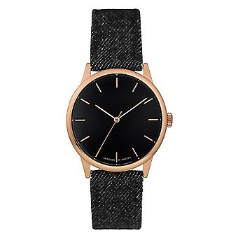 Cheapo Make Equal Watch - Black