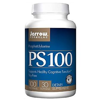 Jarrow Formulas Phosphatidyl Serine ( PS-100), 30 Softgel