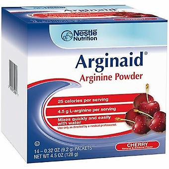 Nestle Healthcare Nutrition Arginine Powder, Cherry Flavor, 14 Count