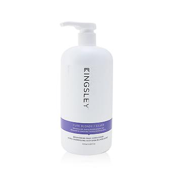 Pure blonde/ silver brightening daily conditioner 254752 1000ml/33.8oz