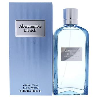 Abercrombie és Fitch Abercrombie és Fitch First Instinct Blue Mert Eau de Parfum Spray 100ml Eau de Parfum Spray