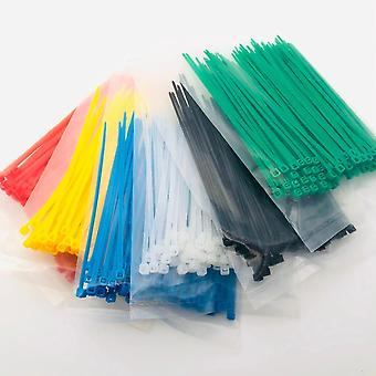 Nylon Self-locking Cable Ties Color Plastic Zip Tie -high Quality Cable Ties
