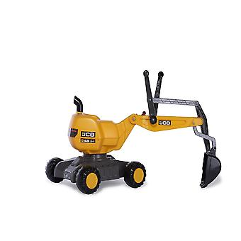 Rolly Toys JCB Mobile 360 Degree Excavator for 3-5 year old- yellow