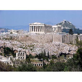 Wallpaper Mural Parthenon Athens I