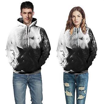 3d Printed Halloween Hoodies- Cosplay Sweatshirts And Women