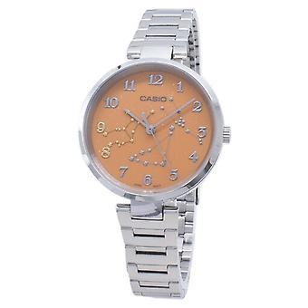 Casio Quartz Ltp-e10d-4a Ltpe10d-4a Analogiset Naiset's Watch