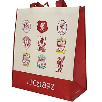Liverpool wiederverwendbare Shopper Tasche