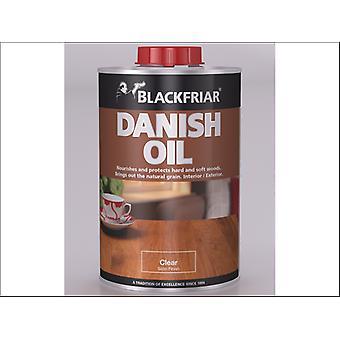 Blackfriar Danish Oil Clear 1L