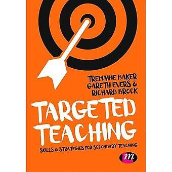 Nauczania ukierunkowane: Strategie wtórne nauczania