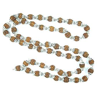 Meditation Yoga Mala Rudraksha Prayer Beads Healing Mala