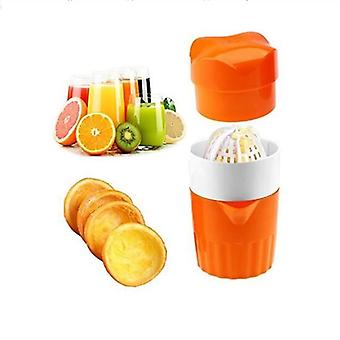 Høj kvalitet Mini bærbar citron / orange frugt Squeezer Juice Maker