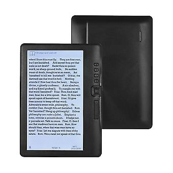 Ebook Reader Adauga seturi cu hd rezoluție video și Mp3 Music Player