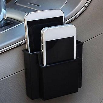 Mobiltelefonholder for bil, Telefon ladeboks, Lommearrangør