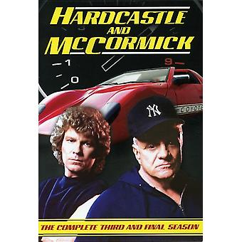 Hardcastle & McCormick: Complete Third & Final Season [DVD] Usa:n tuonti