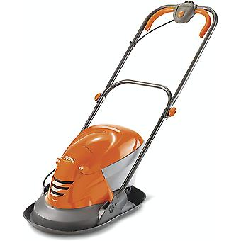 Flymo Hover Vac 260 Electric Hover Lawn Mower, 1400 W,15 Litre Grass Box