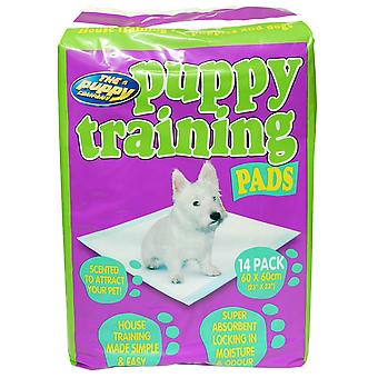 Pet Brands Puppy Toilet Training Pads