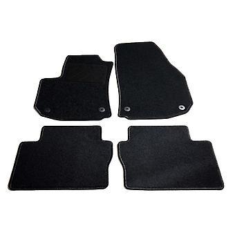 vidaXL car floor mat set 4 pcs. for Opel Zafira B
