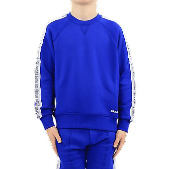 Dsquared2 Sweaters Blue DQ0013D003SDQ857 Top