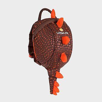 New Littlelife Toddler Pack Dinosaur Bag Orange