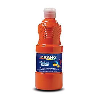 Prang waschbar 16 Oz Farbe, Orange