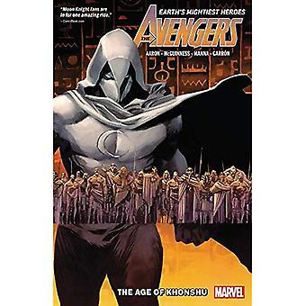 Avengers Par Jason Aaron Vol. 7: The Age Of Khonshu