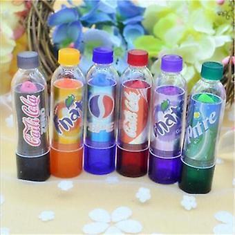 Fashion 6pcs Makeup Change Color Cola