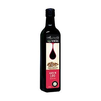 Organisk linne jungfruolja 250 ml olja