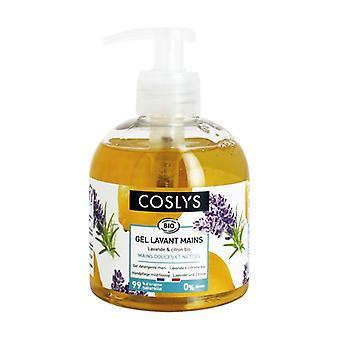 Gel cleanser with lavender and lemon 300 ml of gel
