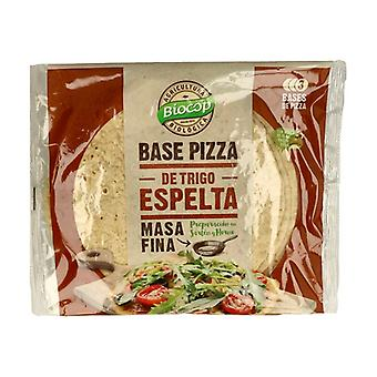 Thin spelt wheat pizza dough 390 g