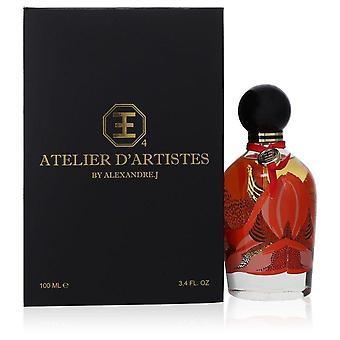 Atelier D'artistes E 4 Eau De Parfum Spray (Unisex) By Alexandre J 3.4 oz Eau De Parfum Spray