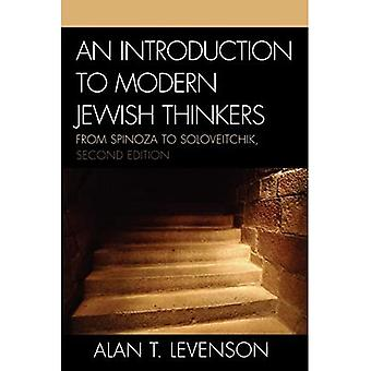 Introduction To Modern Jewish Thinkers
