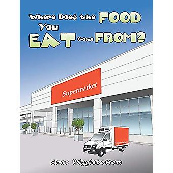 Where Does the Food You Eat Come From? by Anne Wigglebottom - 9781796