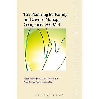 التخطيط الضريبي للعائلة وشركة المالك المدارة 201314 من قبل بيتر ريني