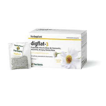 Herbora Herboplant Digflat No, 3 de 20 Enveloppes