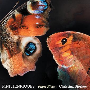 Piano Pieces [CD] USA import