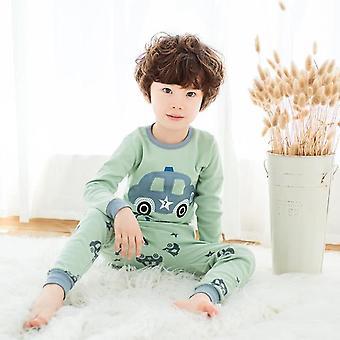 Kinder Schlafbekleidung, Baby Spring Baumwoll-Sets, Homewear, Pyjamas, Kinder Nachtwäsche